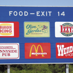 Resturant_Interstate_sign