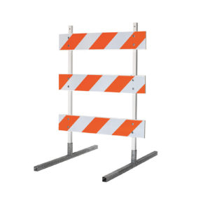 Barricades, Lights and Barriers