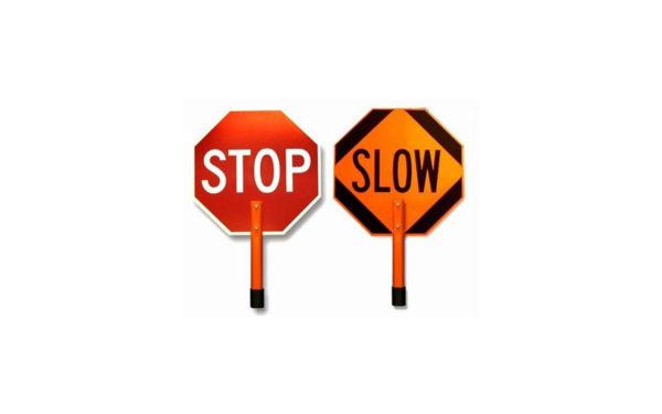 STOP:Slow