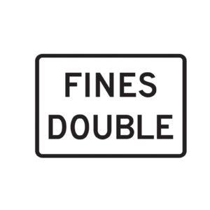 Fines Double