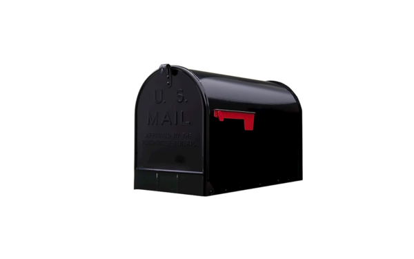 Black_mailbox