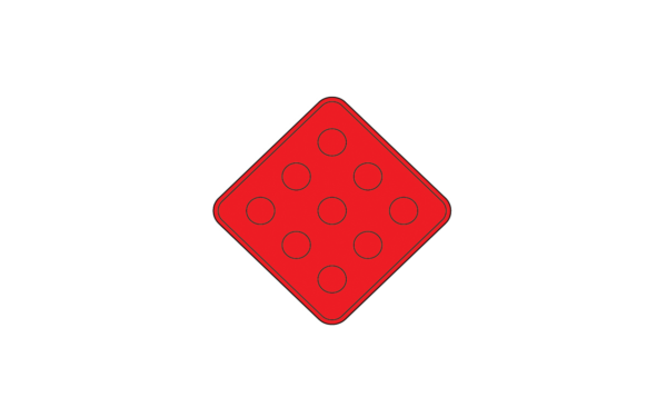 object marker red