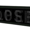 Closed signal